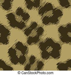 Leopard Print Vector