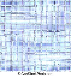 Beryl crystal. Abstract seamless background.