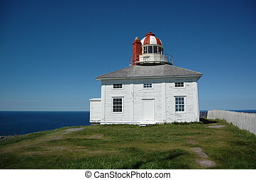 Cape Spear Lighthouse - Lighthouse in Cape Spear,...