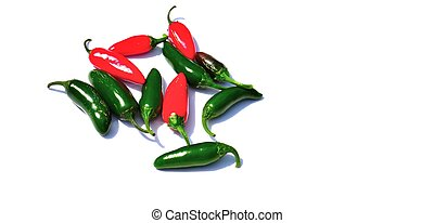 Loose Peppers