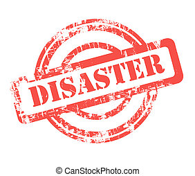 Disaster illustrations and clipart