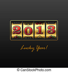 2013 - Lucky Year