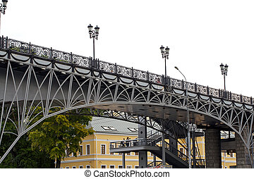 Bridge in Moscow 2