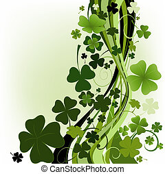 design for St Patricks Day - design for St Patricks Day with...