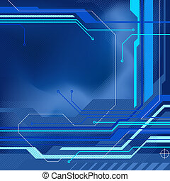 abstract background - technology style abstract background...