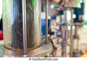 Distilled water processor
