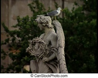 ROME CASTELSANTANGELO angel sw