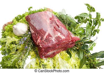 Sorra thin slice of meat cattle - Sorra thin slice of meat...