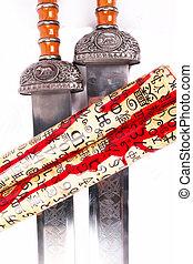 espadas,  Scroll