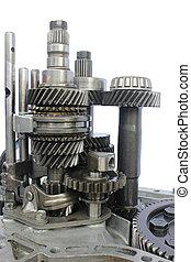 automobile gear box part
