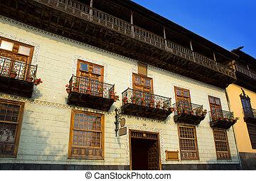 Casa de los Balcones house La Orotava Tenerife - Casa de los...
