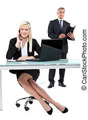 Director and Secretary