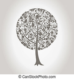 Tree wedding