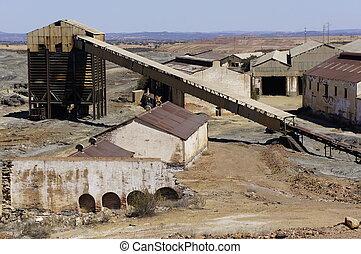 górnictwo, przemysł