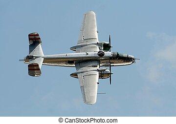 B25 Vintage Bomber - B25 Bomber