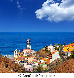 Basilica de Candelaria in Tenerife at Canary Islands -...