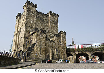 Castle Keep, Newcasltle Upon Tyne, England