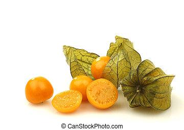 physalis fruit (Physalis peruviana) - physalis fruit...