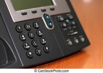 Support line telephone - Support line digital phone