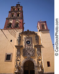 Church Steeple Mexico