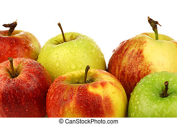 assorted Dutch apple cultivars - assorted Dutch apple...