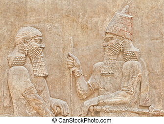 Mesopotamian Art - Dating back to 3500 B.C., Mesopotamian...