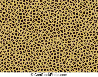 Animal fur - Background made of animal fur as symbol of...