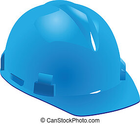 Construction helmet - Industrial helmet for head protection....