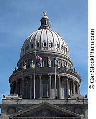 Idaho State Capitol Dome