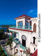 Palacio de Valle (1913-1917), Cienfuegos, Cuba