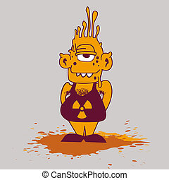 Radioactivity,character,pollution - Radioactivity,...