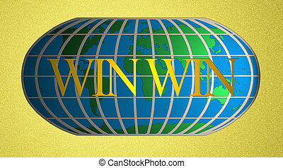 Win win between man and world