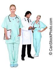 medicinsk, lag