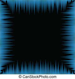 Waveform frame