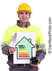 建築者, を除けば, 計画, エネルギー
