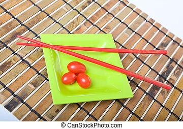 Fresh Baby Tomatoes