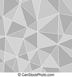 seamless triangles texture, abstract illustration
