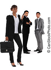Mixed business group