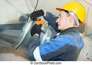 fire safety works on smoke removal system - Joiner makes...
