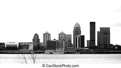 Louisville, Kentucky Skyline - Louisville, Kentucky skyline