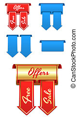 Sale Banners Vectors