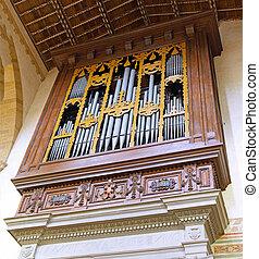 Organ in Duomo Santa Maria Del Fiore Florence - Organ Duomo...