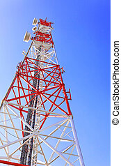 Radio Relay Link, Mobile Base Station. - Radio Relay Link,...
