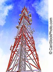 Radio Relay Link, Mobile Base Station - Radio Relay Link,...