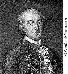 Georges-Louis Leclerc, Comte de Buffon (1707-1788) on...