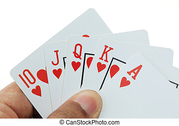 Gambling scenes