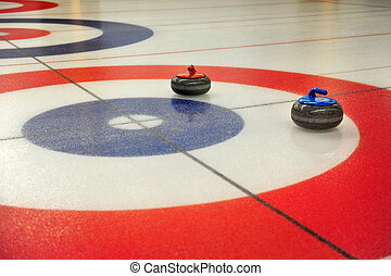 Curling Ring