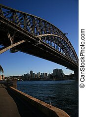 Harbour Bridge - The Sydney Harbour Bridge