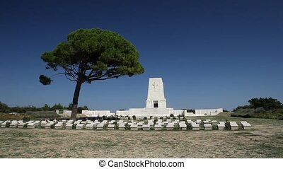 Lone Pine - sphinx rock, Gallipoli, Lone Pine, War, Anzac...