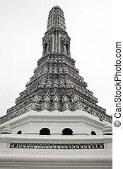 Tailandês, pagode